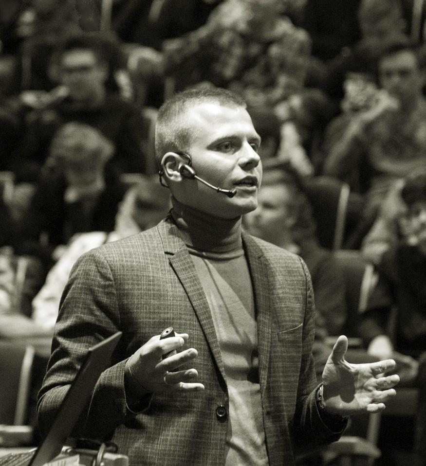 Nikolay Pavlenko - Akademia Data Science